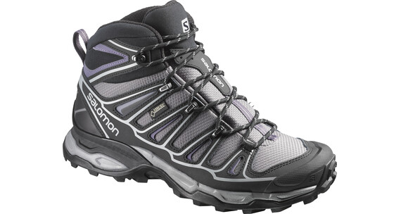Salomon W's X Ultra Mid Spikes GTX Detroit/Black/Artist Grey-X (L377821)